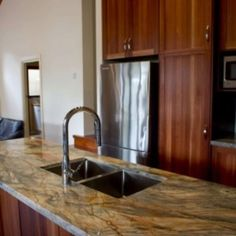 Another fusion granite countertop