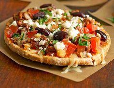 100 Ways To Prepare Hamburger | Hamburger Recipes : Pita Pizzas