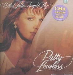 Club Clean Patty Loveless - When Fallen Angels Fly, Silver