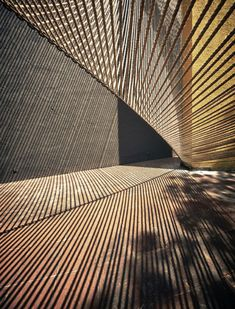 ECO Experimental Museum inMexico City organises a competition for its temporary pavilion, and this year the winning design was dreamed up b...