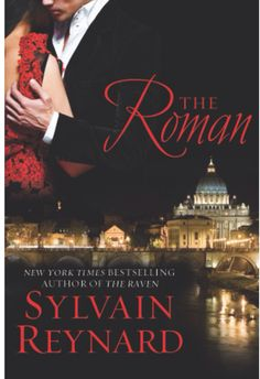 The HEA blog has the exclusive cover reveal of the Roman! http://happyeverafter.usatoday.com/2016/05/19/the-roman-cover-reveal-sylvain-reynard/
