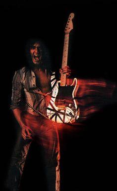 Edward Van Halen-Van Halen...............