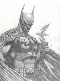 Batman Commission by ~ScottJc on deviantART