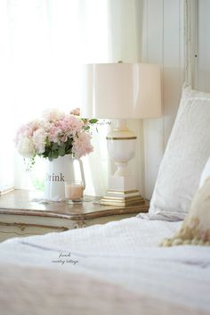 Friday Favorites- simple summer bedroom refresh ideas - Sometimes it just takes something simple to change the look in a room. A couple new pillows tossed on the sofa, maybe a new rug und...