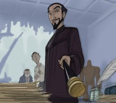 Lord Vetinari! Supreme ruler of Ankh-Morpork! Cool, calculated, and always in control. You graduated from the assassins guild, but failed a course on stealth and camouflage, because the professor never saw you there (even though you attended every class). You always seem to know what everyone is thinking, and after a conversation with you, people feel that they have just escaped certain death. 'Can't argue with the truth, sir.'- Vimes 'In my experience, Vimes, you can argue with anything.'