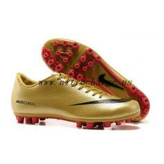 low priced 267c6 b412e 2014 2012 2013 Nike Mercurial 9 - Nike Mercurial Vapor IX AG Boots Gold  ·  Adidas Soccer ShoesBlack Football BootsCheap ...