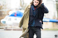 Le 21ème / Nikita Sereda | Kiev  // #Fashion, #FashionBlog, #FashionBlogger, #Ootd, #OutfitOfTheDay, #StreetStyle, #Style