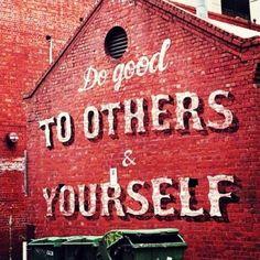 #DoGood #inspiration
