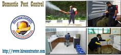 Specialists in providing integrated pest management programs for health care, food handling, industrial and multi-family. Find domestic pest control pros – for Termites, Roaches, Bed Bugs, Spiders etc