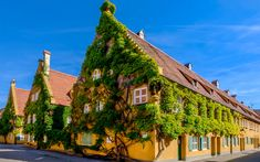 The city of Augsburg, in Germany's beautiful region of Bavaria, is a pleasant, affluent town, known for its cathedral and stunning River Cruises In Europe, European River Cruises, European Road Trip, Cruise Europe, Berlin Hotel, Berlin City, Cities In Germany, Germany Travel, How To Book A Cruise