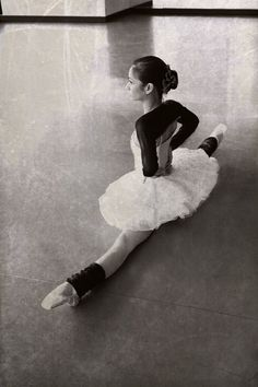Christine Rocas - Joffrey Ballet photograph by Gina Uhlman Article: The Art of Stretching - All dancers want to be flexible. Stretching correctly yields the best results and helps prevent injury.