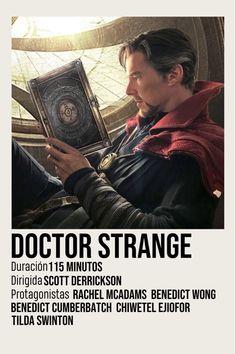 Poster Marvel, Marvel Movie Posters, Marvel Characters, Marvel Movies, Tilda Swinton, Rachel Mcadams, Benedict Cumberbatch, Doctor Strange Poster, Marvel Photo