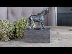 DIY Oud Beeldje - YouTube