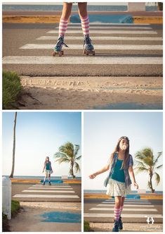 Vintage roller-skates-children-photography