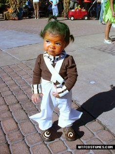 B's Halloween Costume