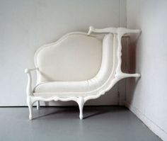 The piece designed by Lila Jang was recently part of an exhibition called Parcours Saint-Germain in Paris.