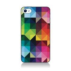 Coque Polygone pour iPhone 4 et 4S  $14.90