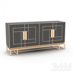models: Sideboard & Chest of drawer - Frato Piemon Sideboard Decor, Furniture, Modern Furniture, Painted Furniture, Luxury Furniture, Home Decor, Deco Furniture, Luxury Home Furniture, Furnishings