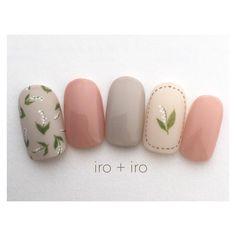 No photo description available. Cute Nail Art, Cute Nails, Pretty Nails, Korean Nail Art, Korean Nails, Gel Nails, Acrylic Nails, Japan Nail Art, Latest Nail Art
