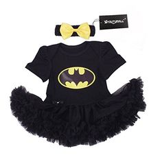 Infant Baby Cool Batman Costume Newborn Girls Party Dress... http://www.amazon.com/dp/B015QR5UV0/ref=cm_sw_r_pi_dp_VSnrxb1NPFKDY