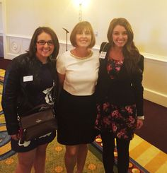 Lauren and Ansley hanging with US Rep Kathy Castor! Thanks for #HelpingOurCity! #US #Politics #Help #Grow