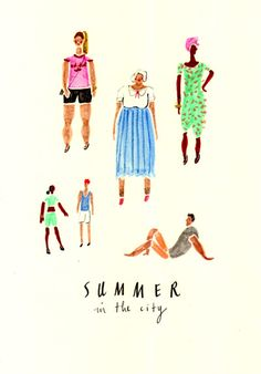 SUMMER IN THE CITY_nina_cosford