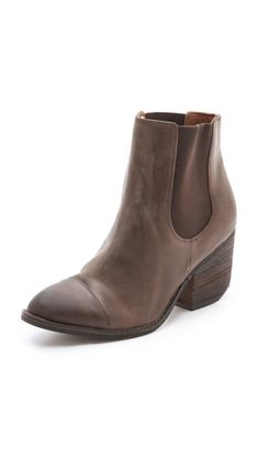 Jeffrey Campbell Montana Booties. Sigh, sold out everywhere! :(