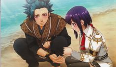 Takeru and Yui