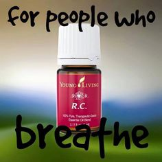 R.C.™ is an invigorating blend that includes Cypress, Spruce, and three varieties of Eucalyptus that is comforting when applied to the chest and throat. How to Use: Diffuse, inhale directly, or dilute with V-6 Vegetable Oil Complex to apply topically. Essential Oils: Eucalyptus (E. globulus, E. radiata, E. citriodora), Myrtle, Spruce, Peppermint, Pine, Lavender, Marjoram, Cypress