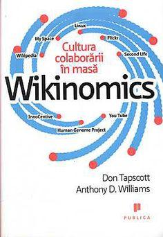wikinomics cultura colaborarii in masa Carti de business la reducere Genome Project, Human Genome, Second Life, Marketing, Business, Culture, Business Illustration