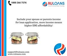 #Tips and #Tricks for higher EMI affordability!