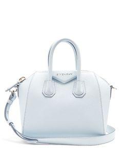 13fbd3706e3 GIVENCHY Antigona Mini Leather Cross-Body Bag.  givenchy  bags  shoulder  bags