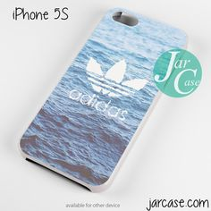 Adidas Water Logo Phone case for iPhone 4/4s/5/5c/5s/6/6 plus