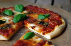Kublanka vaří doma - Pizza