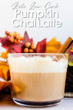 Autumn to me equals Pumpkin Chai Latte! The spices and aroma of cinnamon and exotic spices really put me in […] Low Carb Mixed Drinks, Low Carb Cocktails, Low Carb Keto, Low Carb Recipes, Chai, Keto Shakes, Low Carb Smoothies, Keto Drink, Latte