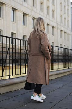 Camel coat. look street style BLOG Every Style www.everystyle.pl
