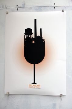 Awesome Iron and Wine poster