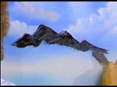 "Bob Ross - Full Episode - ""Mountain Waterfall"" (Part 2 / 5)"