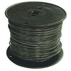 Southwire 11591557 THHN Wire by Southwire. $68.93. 90 C, small diameter, general purpose, 600V building wire to be used as power, lighting, and control wiring. Suitable for use in conduit and raceways. Solid or stranded copper with flame retardant PVC insulation and nylon jacket. Resistant to oil, gasoline, chemicals, and abrasion. UL listed. 500' spool.