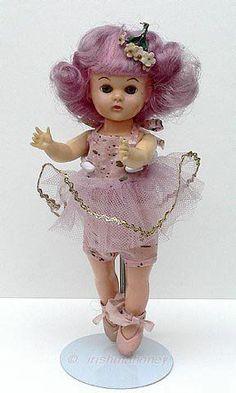 Lollipop Doll (Virga c.1950s)