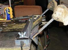 Home made sheet metal brake - Pirate4x4.Com : 4x4 and Off-Road Forum