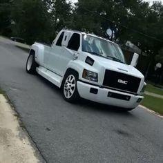 Kodiak (C4500) these trucks scream with a Duramax and Allison combo... (wheels gotta go)