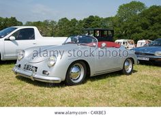 Download this stock image: Porsche 356 Speedster - C4XBE3 from Alamy's library of millions of high resolution stock photos, illustrations and vectors.