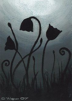 A little dark, reminds me of jack & Sally
