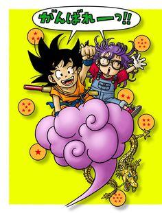 Arale aparecerá en el Anime de Dragon Ball Super.