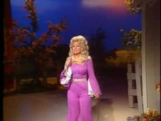 Love Dolly's earlier music.  Jolene