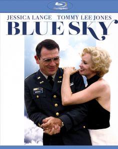 Blue Sky [Blu-ray] [1994] Blue Sky Movie, Amy Locane, Best Actress Oscar, Sky New, Tommy Lee Jones, Very Beautiful Woman, Film Movie, Movies Showing, Actresses