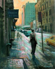 Chin H. Shin | See more of his work: http://www.saatchiart.com/account/artworks/671216