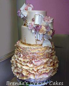 Cake Wrecks - Home - Sunday Sweets Goes ShabbyChic