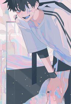 Manga Art, Manga Anime, Anime Art, Best Anime Drawings, Cute Drawings, Yandere Boy, Anime Boy Zeichnung, Character Art, Character Design